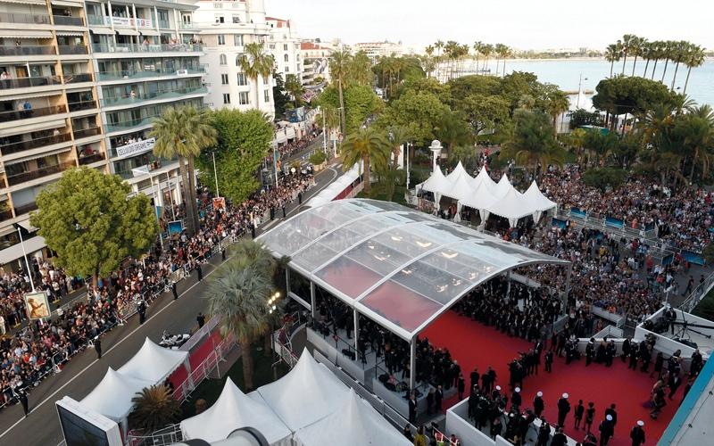 الصورة: 700 رجل شرطة و400 آنية زرع لحماية  افتتاح «كان السينمائي»