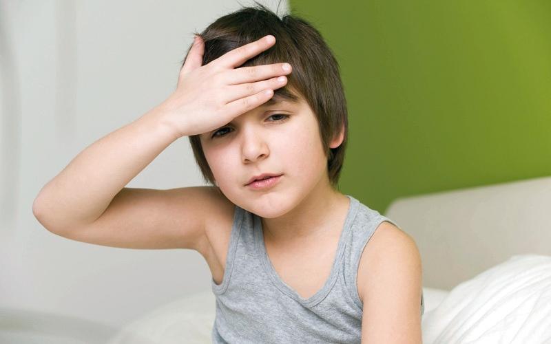 الصورة: الصداع النصفي يُصيب  الأطفال أيضاً