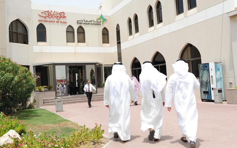 الصورة: «صحة دبي» تطلق حملة للتبرع بالدم أول أيام شهر رمضان