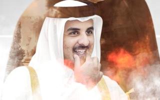 الصورة: المعارضة القطرية: تميم شن حملة اعتقالات في «أم صلال»