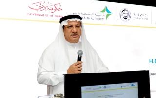 الصورة: «صحة دبي» تدرّب 120 من موظفيها على إدارة المشروعات