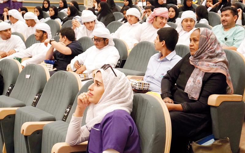 282 طالباً وطالبة في الشارقة ينتصرون على السمنة