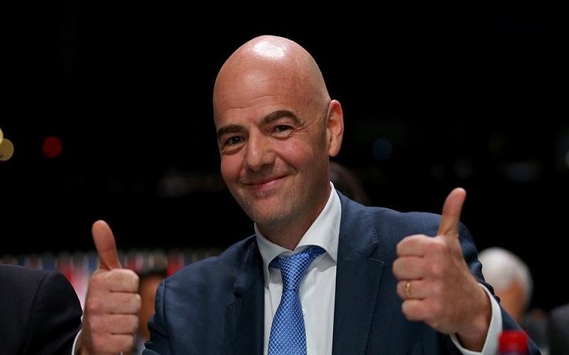 """الصورة: """"فيفا"""" يضغط على قطر بـ 48 منتخباً في مونديال 2022"""