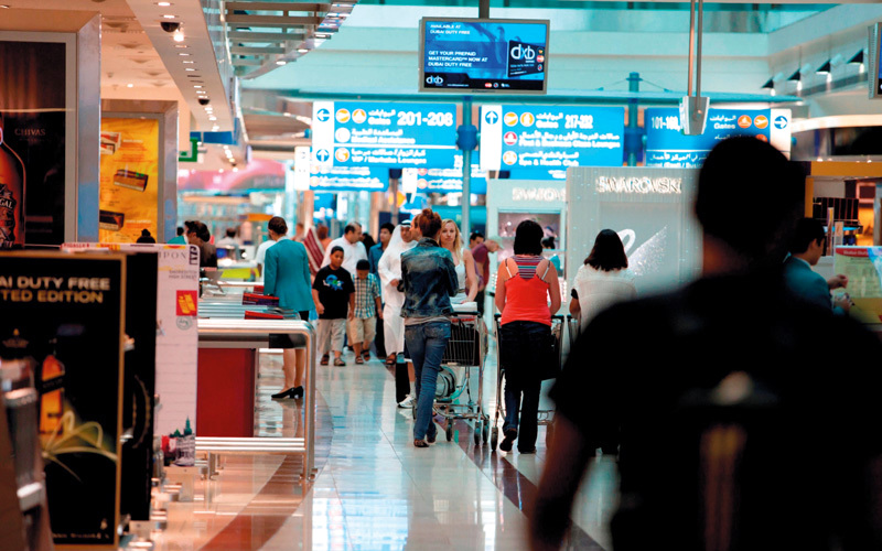 شركات الطيران مستمرة في طرح العروض خلال هذه الفترة وعلى مختلف المحطات لرفع الطلب على السفر.   أرشيفية