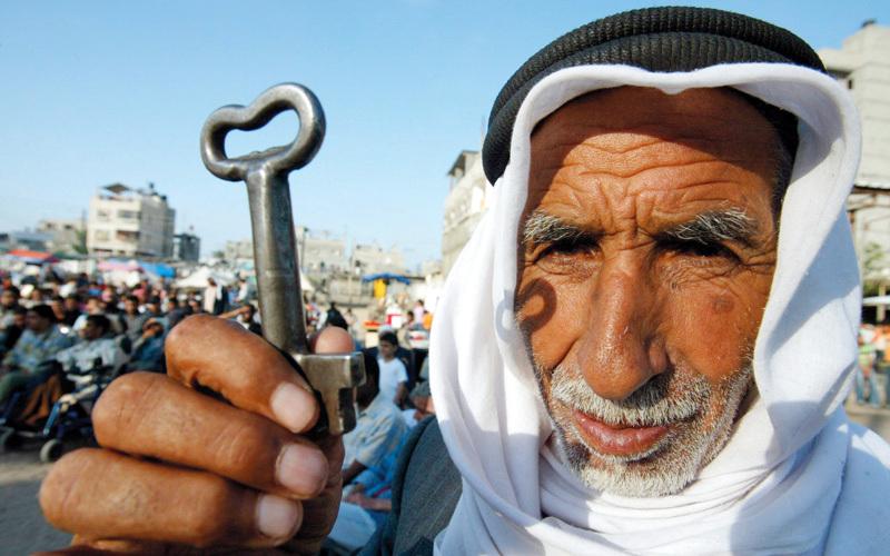 فلسـطين لم تعـد مجرّد قطعة أرض بل معركة دائمة من أجل العدالــــــة