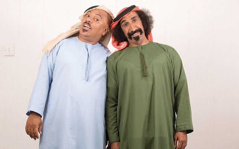 ستقدّم الشاشات الإماراتية الدراما المحلية والخليجية والعربية فضلاً عن الأعمال الكرتونية والمسلسلات الموجهة للأطفال. الإمارات اليوم