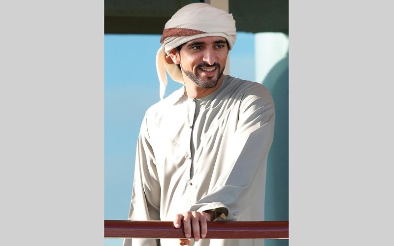 الصورة: حمدان بن محمد يعتمد الهيكل التنظيمي لـ «صحة دبي»