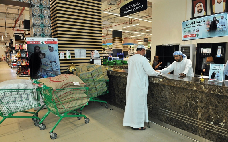 الصورة: بلدية أبوظبي تخفض أسعار 45 سلعة وتوفر 500 سلة للأسر المتعفّفة