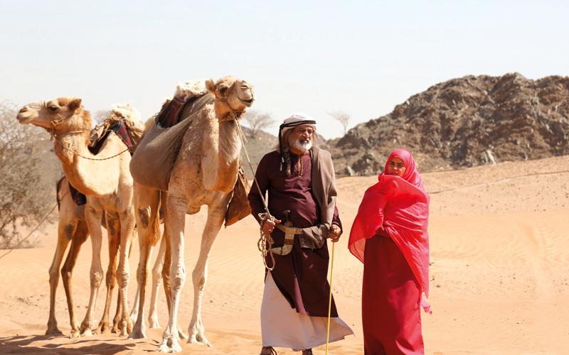 «الإمارات» تطلّ   بـ «البشارة» في رمضان