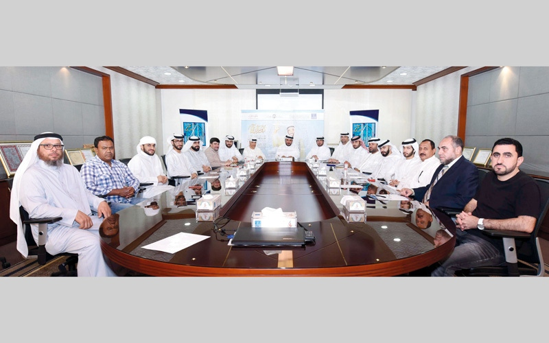 الصورة: إطلاق قناة لجائزة دبي للقرآن الكريم