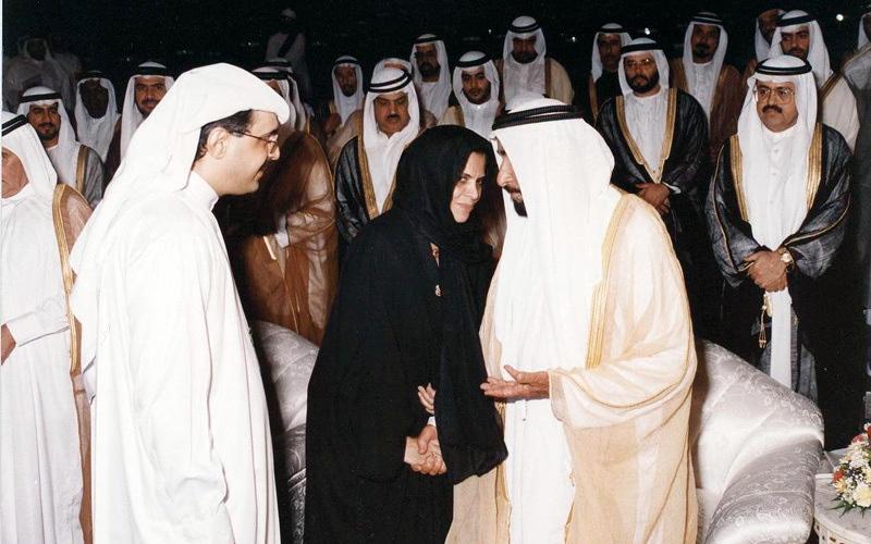 الصورة: عائشة السيار: ما حققته الإمارات من تقدم في التعليم نتاج لرؤية زايد
