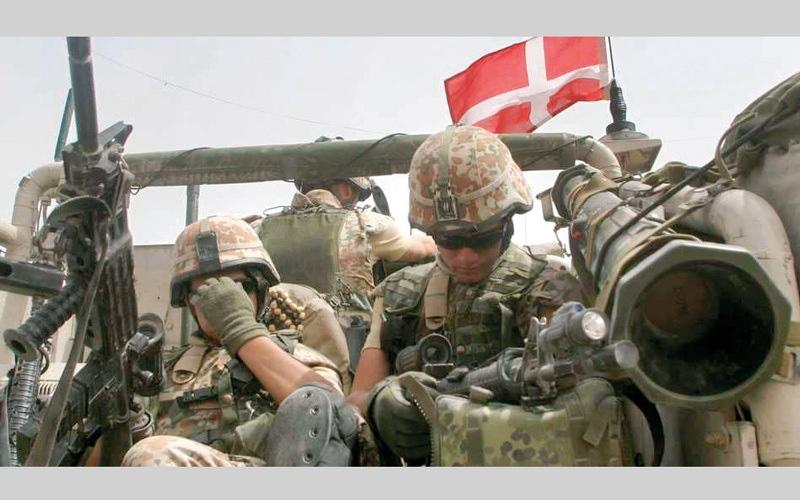 الصورة: الدنمارك تسحب قواتها الخاصة من العراق