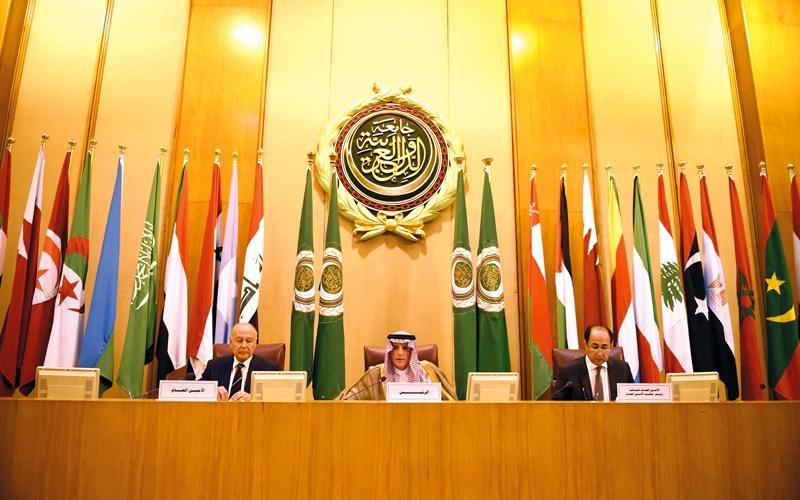 الصورة: «الوزاري العربي» يقرّر خطة لمواجهة قرار أي دولة الاعتراف بالقدس عاصمة لإسرائيل