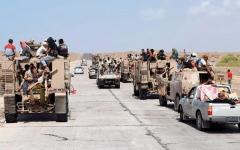 الصورة: واشنطن تتجه للضغط على الحوثيين بعد التصعيد  ضد إيران