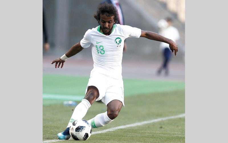 الصورة: بيتزي يستدعي 28 لاعباً لقائمة السعودية في المونديال