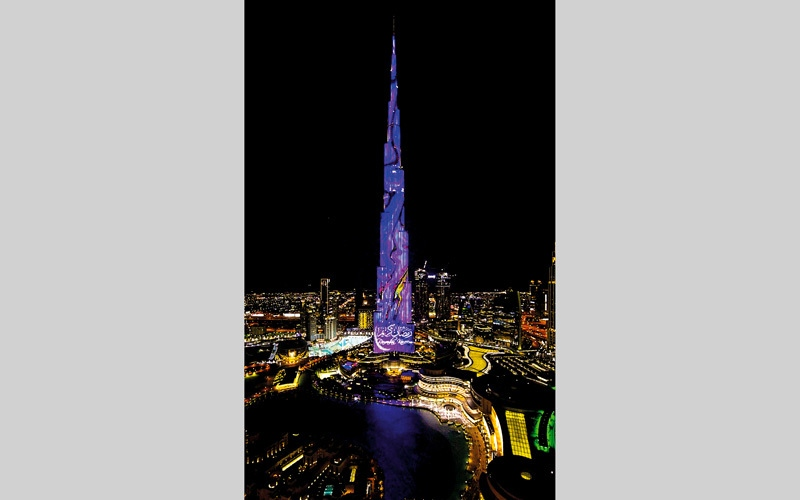 الصورة: «برج خليفة».. عرضان استثنائيان في رمضان