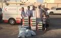 الصورة: «حفظ النعمة» يوزع 60 ألف وجبة إفطار ويساعد 3000 أسرة