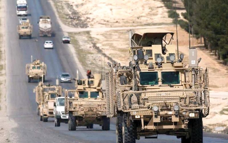 الصورة: الولايات المتحدة تسحب مساعداتـها من شمال غرب سورية