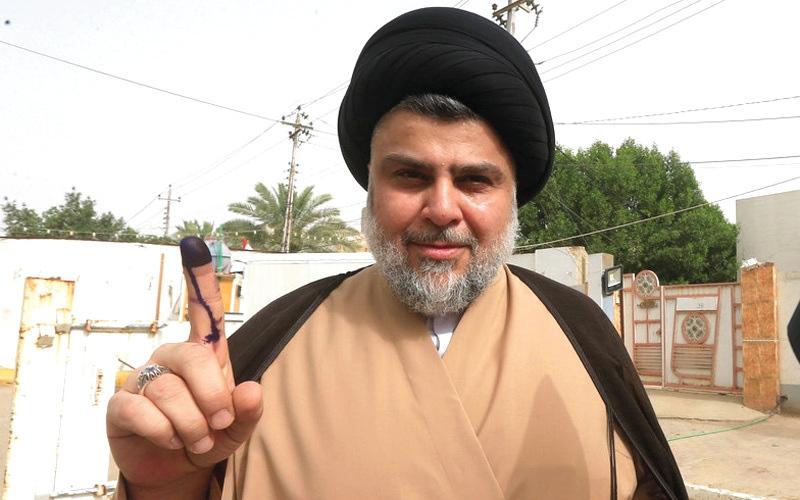 الصورة: «سائرون» يتصدر النتائج النهائية للانتخابات العراقية