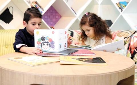 الصورة: «اتصالات لكتاب الطفل» تحفز المبدعين بـ 1.2 مليون درهم