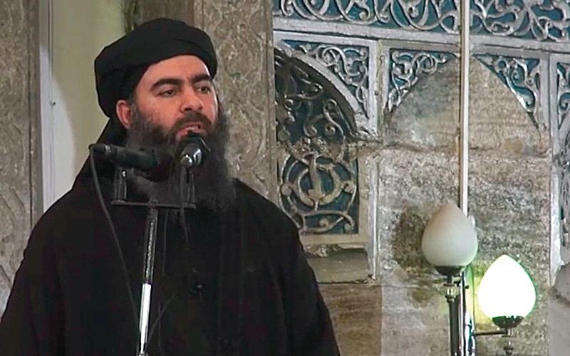 الصورة: «واشنطن بوست»: البغدادي حي ويدبر مخططاً «جهنمياً»