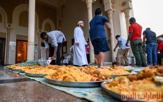 الصورة: #رمضانيات_دقائق قبل الإفطار