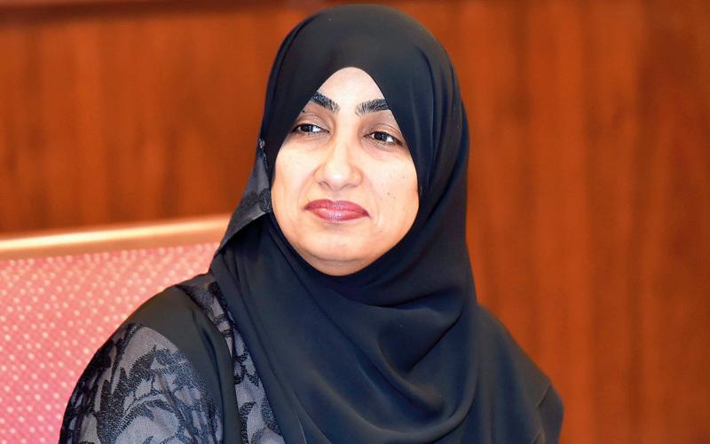 a6e0157c0 ريم الحوسني: «اللجنة الوطنية لمكافحة المنشطات تعمل بجهد، وتتابع الإرشادات  الدولية المعتمدة»