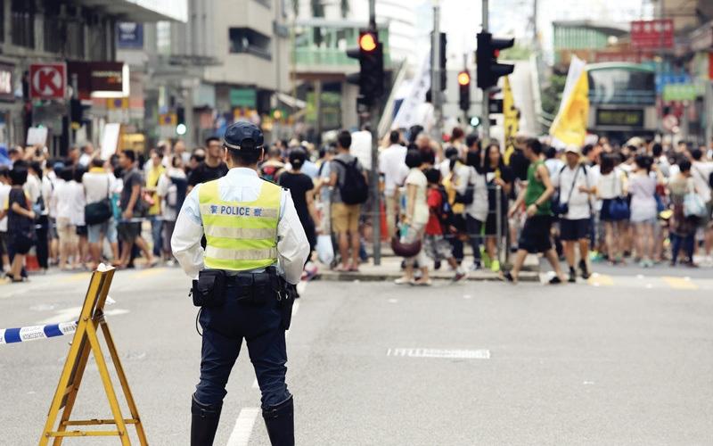 الصورة: دور الشرطة