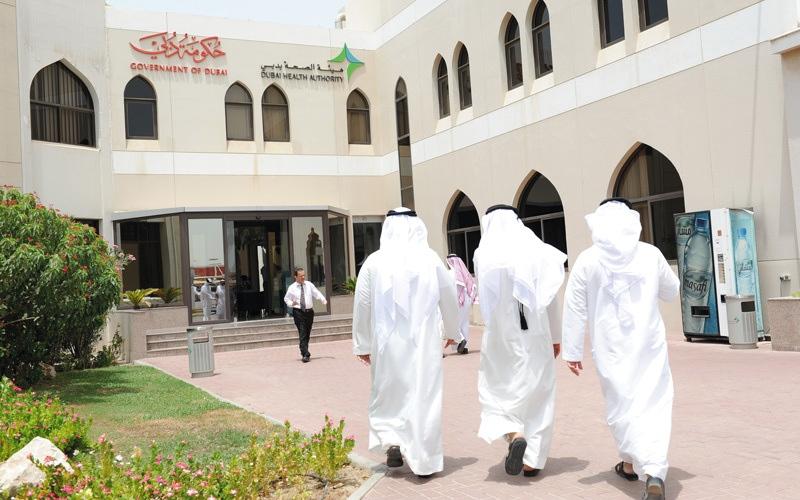 الصورة: «صحة دبي» تطلق «أوتاد» لتدريب موظفيها على إدارة المشروعات
