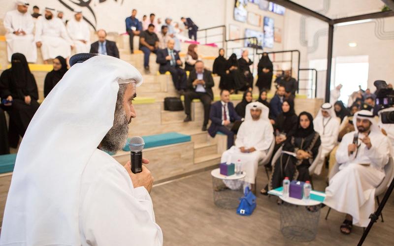 الصورة: 170 مبادرة للارتقاء بـ 55 خدمة رئيسة في دبي