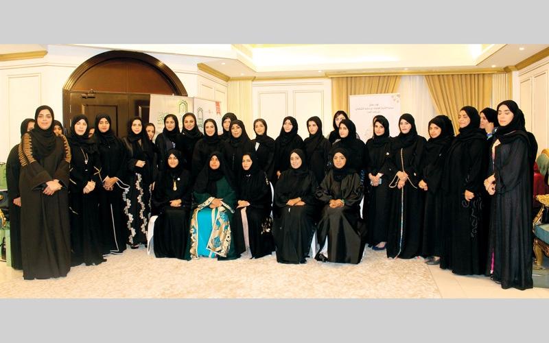 الصورة: «الفجيرة الرمضاني» يستعرض إنجازات المرأة الإماراتية