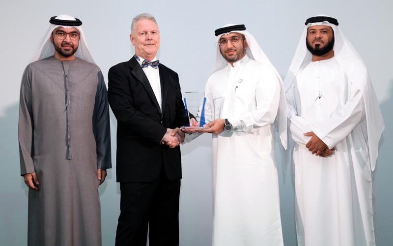 الصورة: اتصال «الموارد البشرية والتوطين» يحصد 4 جوائز في التميّز