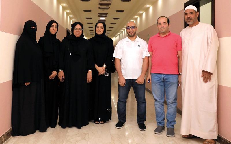الصورة: «دبي لأصحاب الهمم» يطلق النسخة السابعة من مسابقة القرآن الكريم