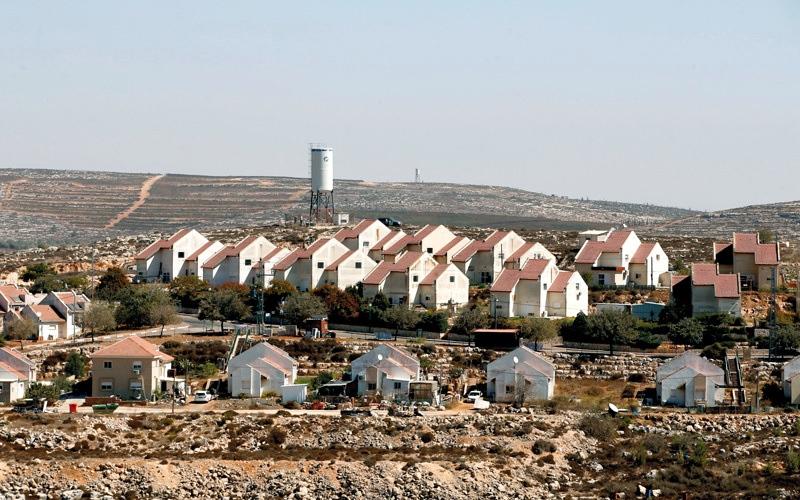 الصورة: ليبرمان يعلن خطة لبناء 2500 وحدة سكنية استيطانية في الضفة الغربية