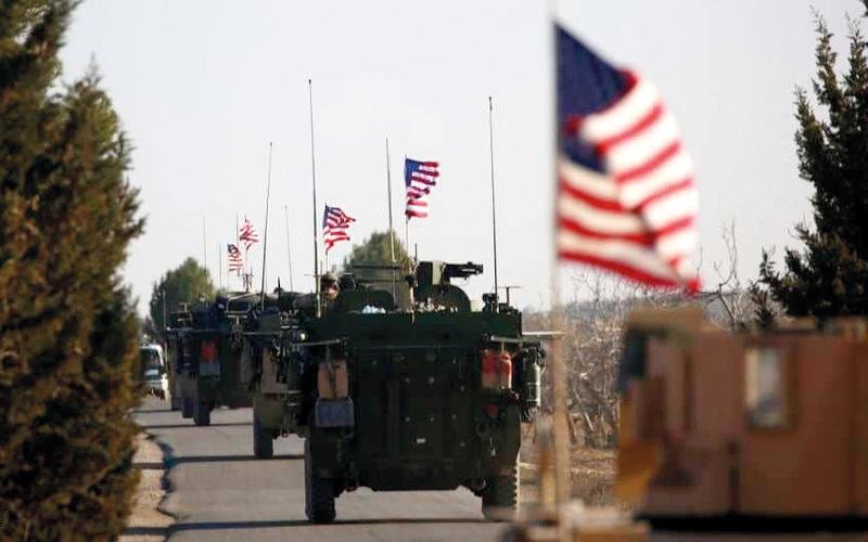 الصورة: وفد أميركي في تركيا لمحادثات حول منبج السورية