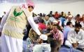 الصورة: «الشارقة الخيرية» توزع 250 ألف وجبة ضمن مشروع «إفطار صائم»