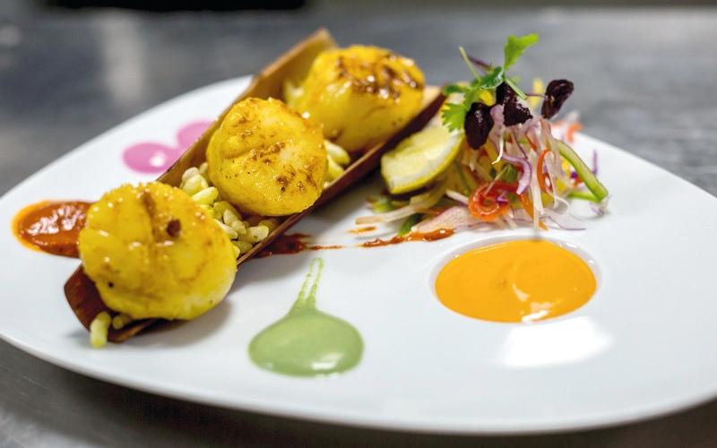 الصورة: نكهات من العالم .. تشاتباتا كاناغورا.. مقبّلات المطبخ الهندي