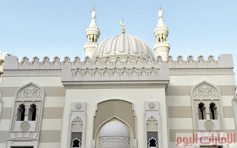 الصورة: بيوت الله...مسجد فاطمة الزهراء