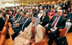 الصورة: مشاورات «صفقات» تشكيل الحكـومة العراقية تواجه معضلة «المحاصصة»