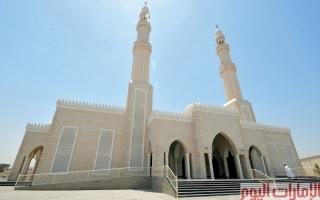 الصورة: بيوت الله.. مسجد الفتح المبين