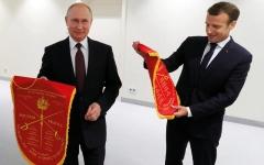الصورة: تقلبات السياسة الأميركية تزيد التقارب بين روسيا وأوروبا