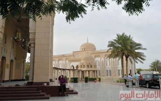 الصورة: بيوت الله ..مسجد جميرا الكبير