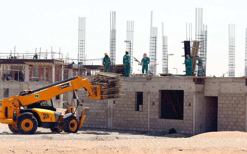 «المبادرة» تهدف إلى المشاركة المجتمعية في تحقيق الخطط الإسكانية للمواطنين. الإمارات اليوم