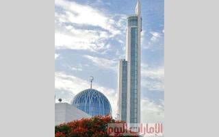 الصورة: بيوت الله ..مسجد عبدالرحمن صديق