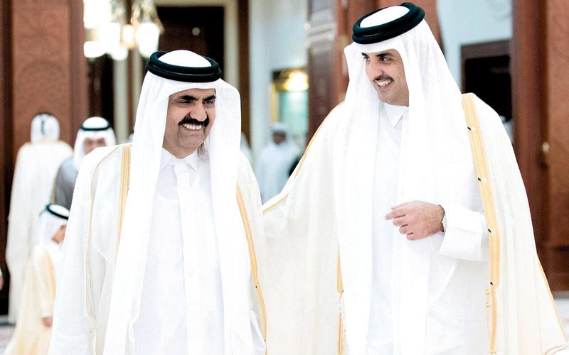 «نظام الحمدين» أدخل منطقة الخليج والوطن العربي في دوامة من العنف. أرشيفية