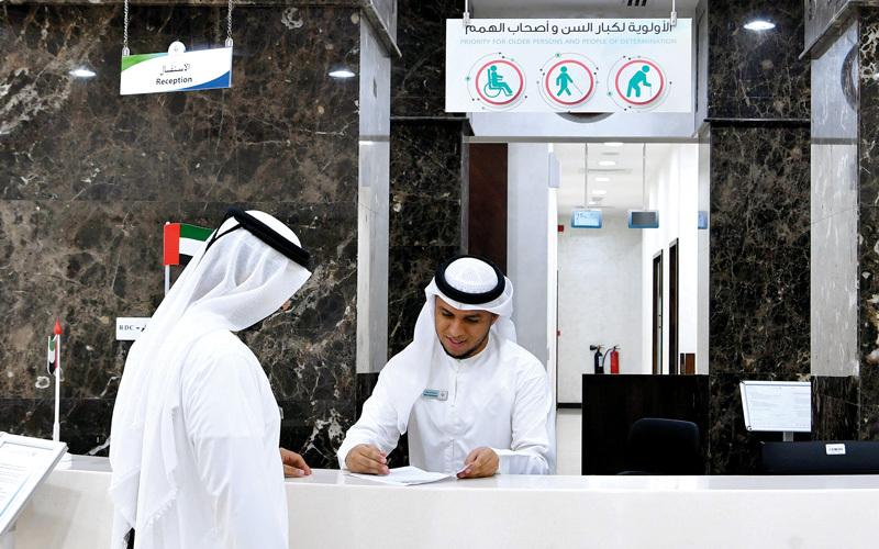 مركز فض المنازعات الإيجارية يسهم في تحقيق الاستقرار بقطاع الإيجارات في دبي والقطاعات المرتبطة به. تصوير: باتريك كاستيلو