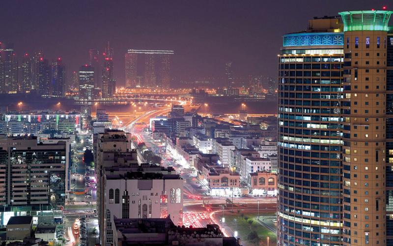 حزمة المبادرات تضمّنت إنشاء مجلس أبوظبي للمسرعات والصناعات المتقدمة تحت اسم «غداً». أرشيفية