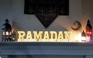 الصورة: أفكار لتهيئة بيت احتفالي في رمضان