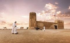 الصورة: قطاعا الطيران والسياحة في قطر يئنّان تحت وطأة المقاطعة