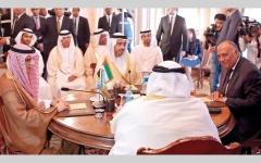 الصورة: سياسيون مصريون: الأزمة مع قطر تتقاطع مع الحرب ضد الإرهاب